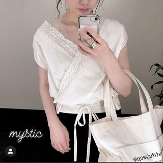 mystic - mystic トップス