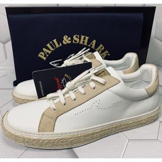 PAUL&SHARK  men's  スニーカー ロー 26(スニーカー)