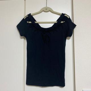 アンビー(ENVYM)のENVYM トップス(Tシャツ(半袖/袖なし))