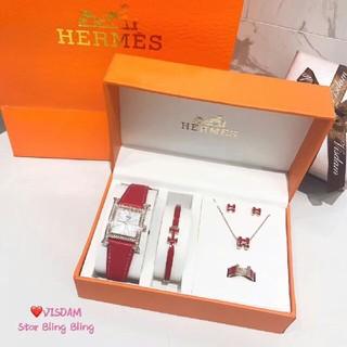 Hermes - 🌸HERMES 🌸ネックレス 腕時計  ピア ブレスレット 指輪🌸新品3