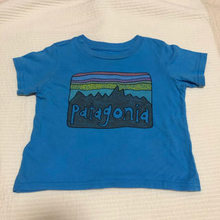 パタゴニア(patagonia)のパタゴニア 12m ロゴtシャツ(Tシャツ)
