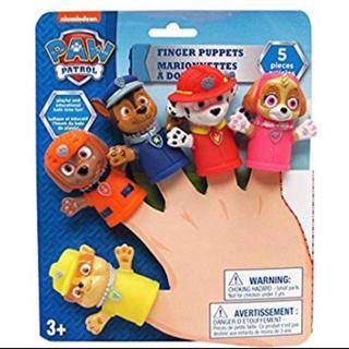 Disney - パウパトロール 指人形 バストイ お風呂 おもちゃ
