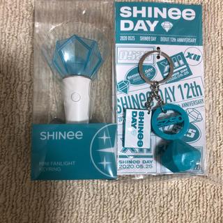 シャイニー(SHINee)のSHINee キーホルダー FC限定 12周年記念グッズ(アイドルグッズ)
