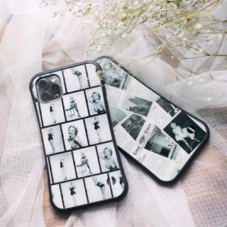 エイミーイストワール(eimy istoire)のeimy times Marilyn Monroe 11PRO CASE(iPhoneケース)