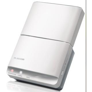 ELECOM - エレコム WiFi 中継器 無線LAN WTC-F1167AC
