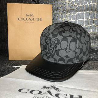 コーチ(COACH)の新品 未使用 COACH× Keith haring キャップ(キャップ)