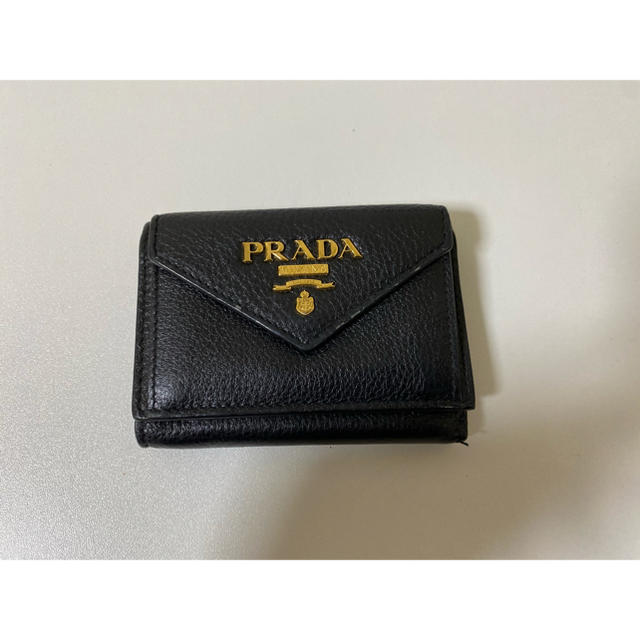 PRADA(プラダ)のPRADA財布❤️最終値下げ早い者勝ち❤️ レディースのファッション小物(財布)の商品写真