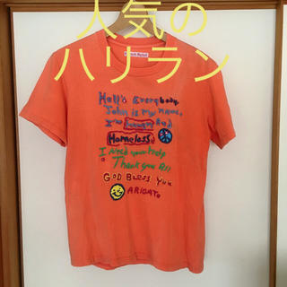 HOLLYWOOD RANCH MARKET - 人気のハリラン ハリウッドランチマーケット ロゴ刺繍 コットンTシャツ