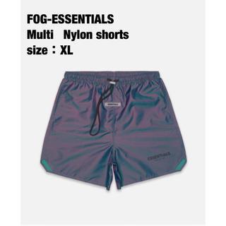 FEAR OF GOD - 【新品】2020新作 fog  ESSENTIALS nylon shorts
