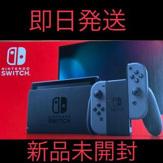 Nintendo Switch - Nintendo Switch ニンテンドースイッチ JOY-CON グレー