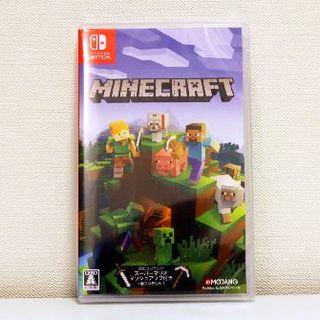 【即日発送】マインクラフト Minecraft Nintendo Switch版