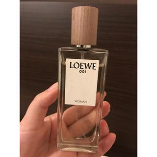 ロエベ(LOEWE)のロエベ woman 001(香水(女性用))