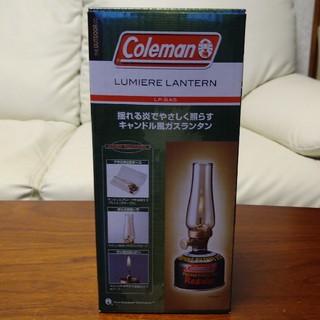 コールマン(Coleman)のkokodesuさん専用!コールマン ルミエールランタン(ライト/ランタン)