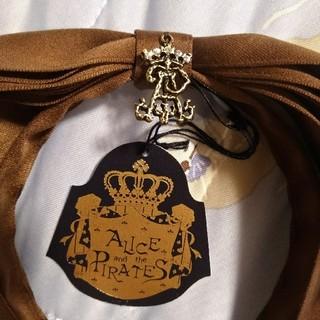 アリスアンドザパイレーツ(ALICE and the PIRATES)のアリパイ まんなかリボンのカチューシャ(カチューシャ)