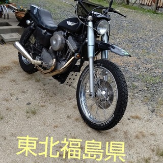 Harley Davidson - ハーレー 883 スポーツスター