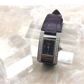 ショーメ(CHAUMET)の★CHAUMET★ スティルドゥショーメ ダイヤベゼル 腕時計(腕時計)