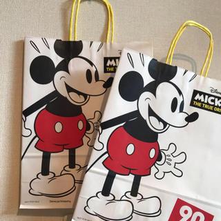 ミッキーマウス - ミッキーマウス ショップ袋