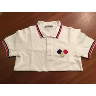 モンクレール(MONCLER)の正規品 MONCLER モンクレール ポロシャツ キッズ 半袖 子供 140(Tシャツ/カットソー)