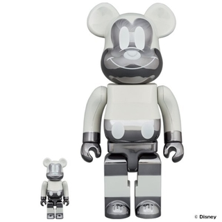 メディコムトイ(MEDICOM TOY)のfragmentdesign MICKEY MOUSE  100% 400%(その他)
