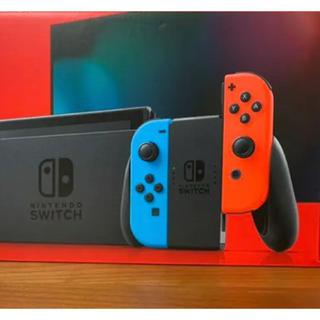 Nintendo Switch - switch  新型 値下げ不可 早い者勝ち
