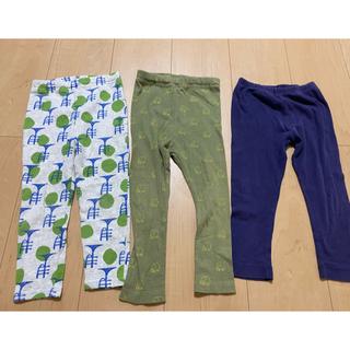 マーキーズ(MARKEY'S)の90 レギンス ズボン パンツ 3枚セット(パンツ/スパッツ)