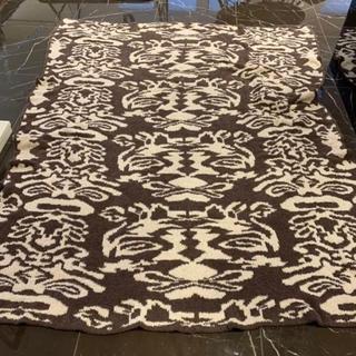 カシウエア(kashwere)のひろ様専用 カシウエア 織柄ブランケット(毛布)