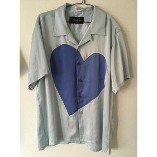 ミルクボーイ(MILKBOY)のmilkboy SILKY HEART SHIRTS シルキーハートシャツ(シャツ/ブラウス(半袖/袖なし))