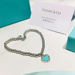 ティファニー(Tiffany & Co.)のティファニー ビーズ ブレスレット(ブレスレット)