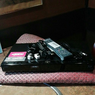 SHARP - SHARP BDW515 12倍 2番組W録 500GB 外付HDDフル装備!8