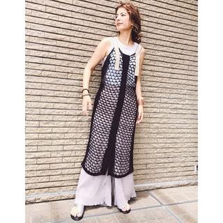 TODAYFUL - 【新品】 トゥデイフル メッシュニットドレス ワンピース