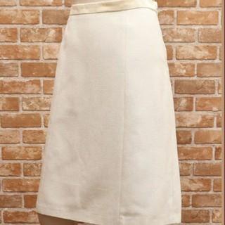 オフオン(OFUON)の新品/OFUON/36(S)サイズ/Aラインスカート レディース  (ひざ丈スカート)