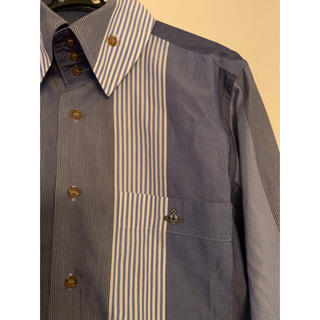 ヴィヴィアンウエストウッド(Vivienne Westwood)のヴィヴィアンウエストウッド ドレスシャツ(シャツ)
