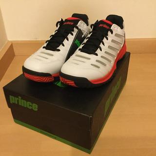 プリンス(Prince)のPrince テニスシューズ DPS814 24.5cm オールコート用(シューズ)