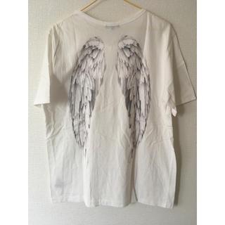ミルクボーイ(MILKBOY)のmilkboy WING Tシャツ エンジェル 天使の羽根 翼(シャツ)
