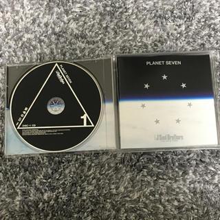 サンダイメジェイソウルブラザーズ(三代目 J Soul Brothers)の三代目 J Soul Brothers プラネットセブン CD ライブDVD(ミュージック)