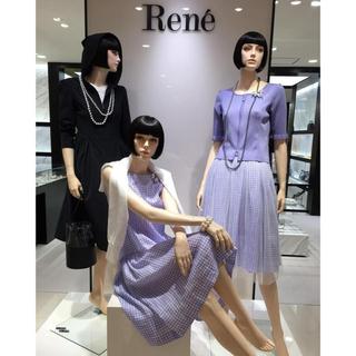 René - 新品タグ付【Rene】2019年DM掲載チュールスカート