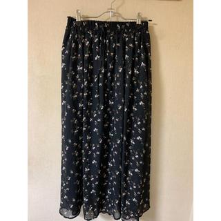 GRL - GRL 小花柄スカート