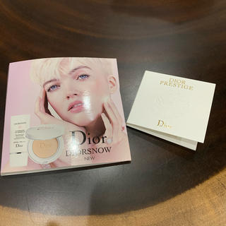 ディオール(Dior)のディオール スノーパーフェクトライトファンデーション(ファンデーション)
