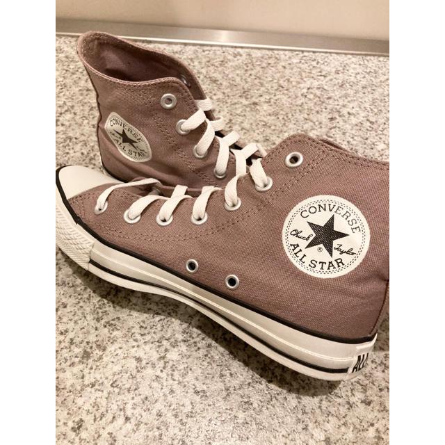 CONVERSE(コンバース)のCONVERSE ALL STAR SC HI *SEPIA レディースの靴/シューズ(スニーカー)の商品写真