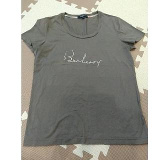 バーバリー(BURBERRY)のBURBERRY ロゴ Tシャツ(Tシャツ(半袖/袖なし))