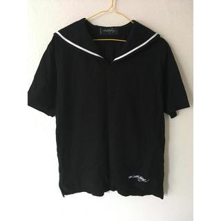ミルクボーイ(MILKBOY)のmilkboy セーラーシャツ ブラック(Tシャツ/カットソー(半袖/袖なし))