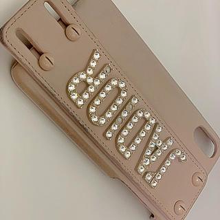 ディオール(Dior)のdior iPhoneXケース 12万円(iPhoneケース)