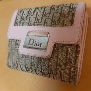 Christian Dior - Christian Dior 二つ折り財布