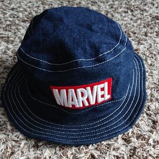 マーベル(MARVEL)のマーベル バケットハット 帽子 ハット 帽子デニム(帽子)