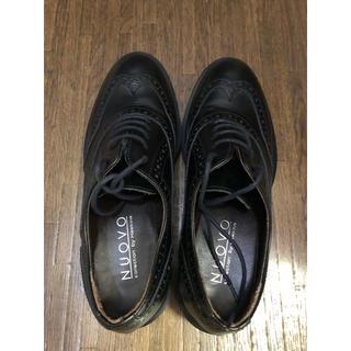 ヌォーボ(Nuovo)の革靴(8/11迄SALE価格です)(ローファー/革靴)