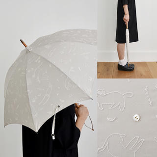 ミナペルホネン(mina perhonen)のToraneko bonbon トラネコボンボン(傘)