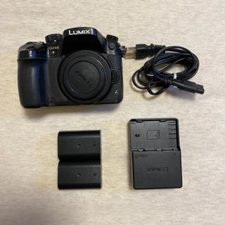 Panasonic - Panasonic Lumix DMC−GH4