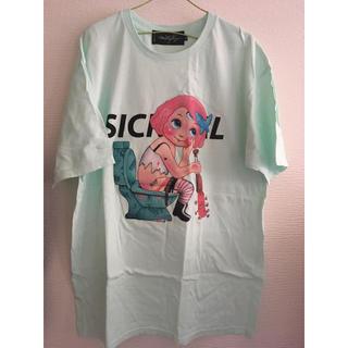 ミルクボーイ(MILKBOY)の新品未使用!milkboy SICK GIRL TEE Tシャツ シャツワンピ(Tシャツ(半袖/袖なし))