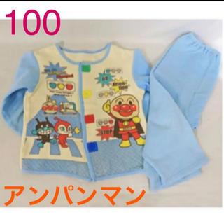 アンパンマン - 男の子 アンパンマン長袖パジャマセット★100