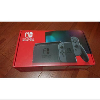 Nintendo Switch - 任天堂 Switch 本体 グレー 新モデル
